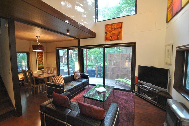 Hakuba Cottage Momiji - A stylish cosy cottage, vacation rental in Chubu