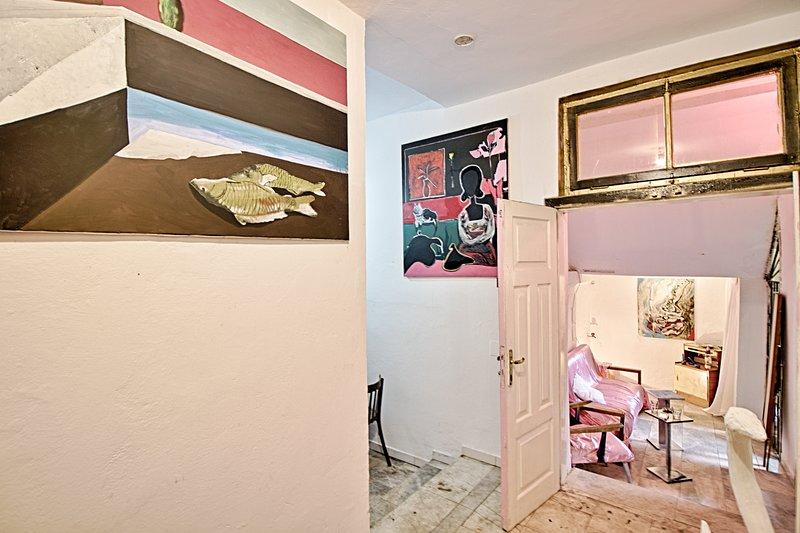 Alegoria HUB & Artist Atelier, location de vacances à Daias-Barabas