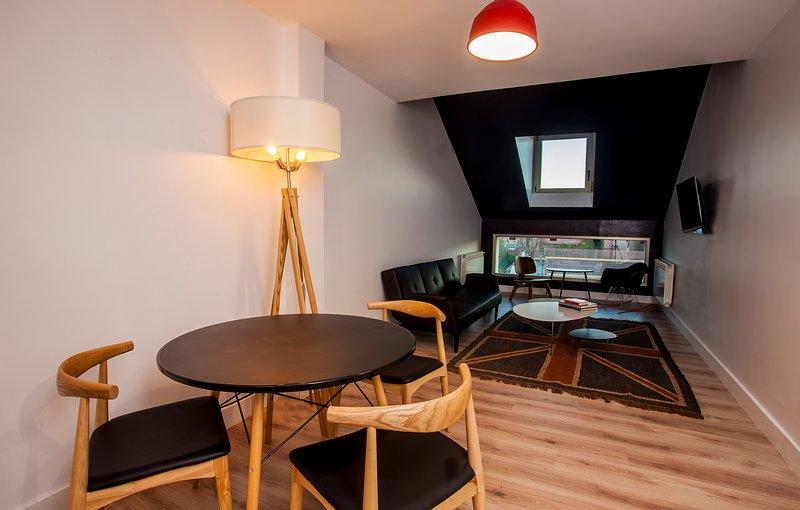 Apartamento 307 La Casita de la Planta, location de vacances à Pesquera de Duero