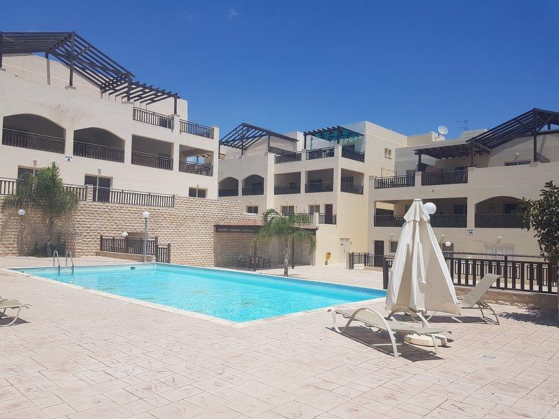 Victoria Luxury Apartments Tersefanou, holiday rental in Tersefanou
