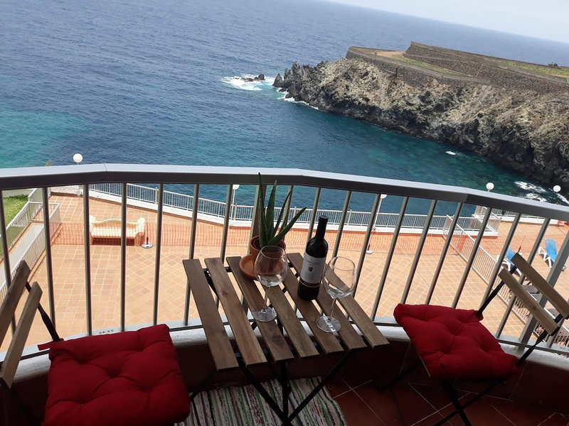 Beautiful studio with shared pool, vacation rental in Icod de los Vinos