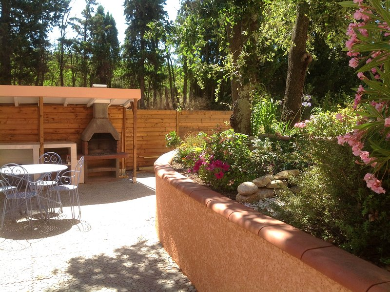 Nice house with terrace & Wifi, holiday rental in Ille-sur-Tet