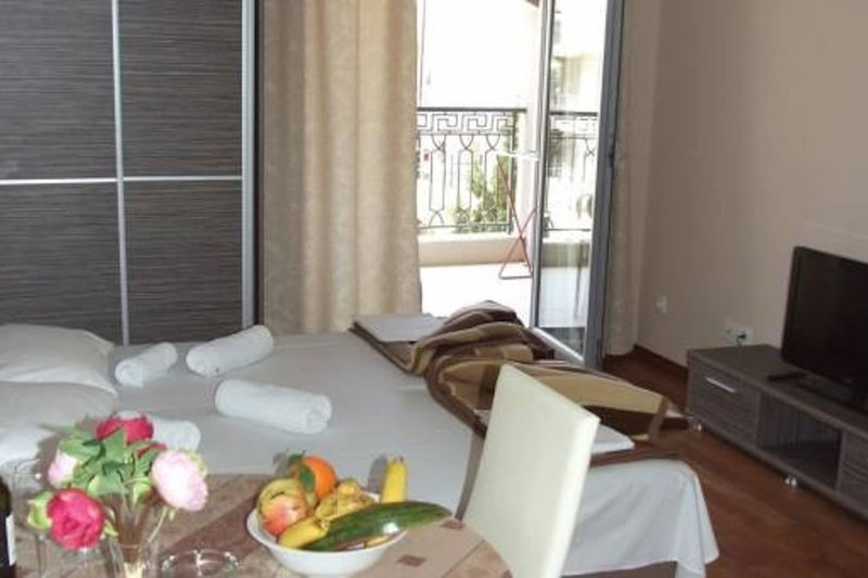 Apartments Oaza 2-Studio 1/2+1 nr.2, vacation rental in Petrovac