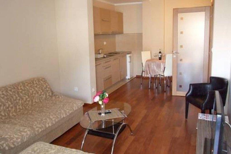 Apartments Oaza 2 - App 1/4 #4, vacation rental in Petrovac