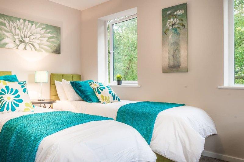 Main Bedroom as Twin beds