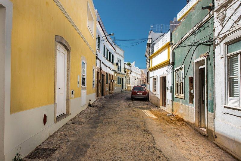 Old traditional narrow streets add to the experience