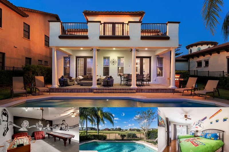 Magic Luxury Villa, South West Pool, Reunion  Mediterranean Villa