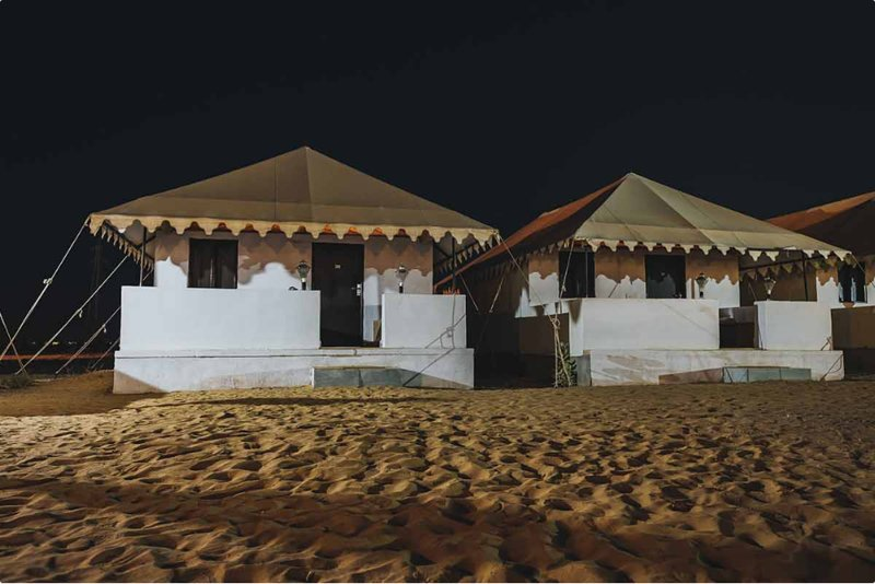 Sultan Resort (Tent 3), Ferienwohnung in Khuri