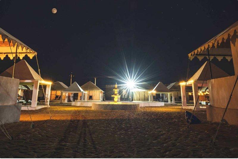 Sultan Resort (Tent 1), Ferienwohnung in Khuri