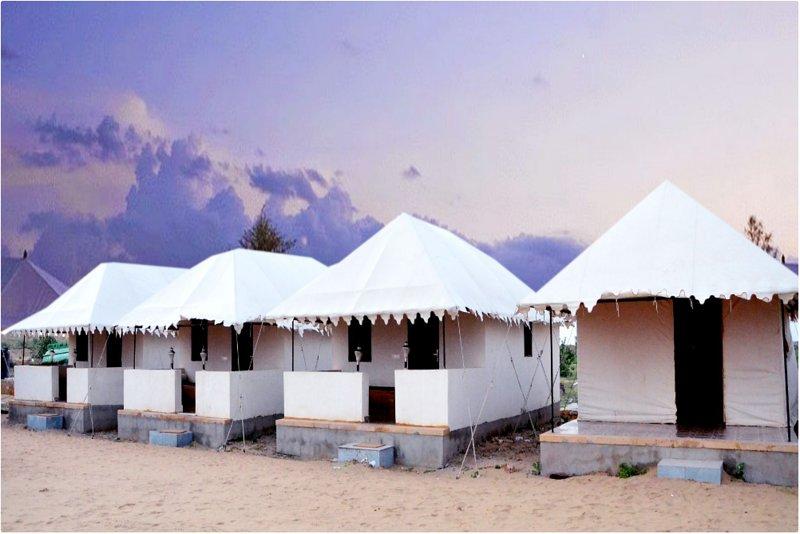 Sultan Resort (Tent 7), Ferienwohnung in Khuri
