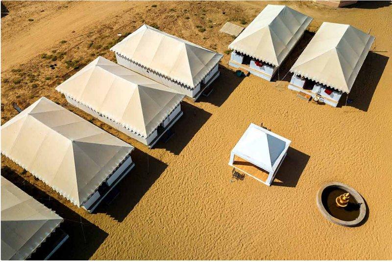 Sultan Resort (Tent 4), Ferienwohnung in Khuri