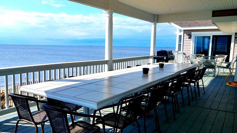 beachfront private 40 ft heated pool 20 person jacuzzi swim spa rh tripadvisor com