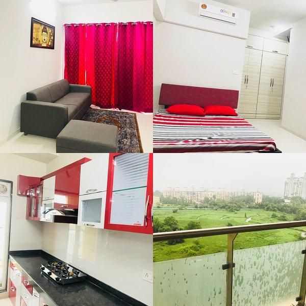 Lyxiga och rymliga lägenheter med alla moderna bekvämligheter för familjer och företagare ...