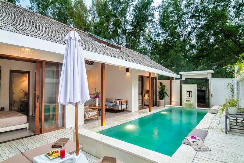 VILLA CORALITA, vacation rental in Lombok