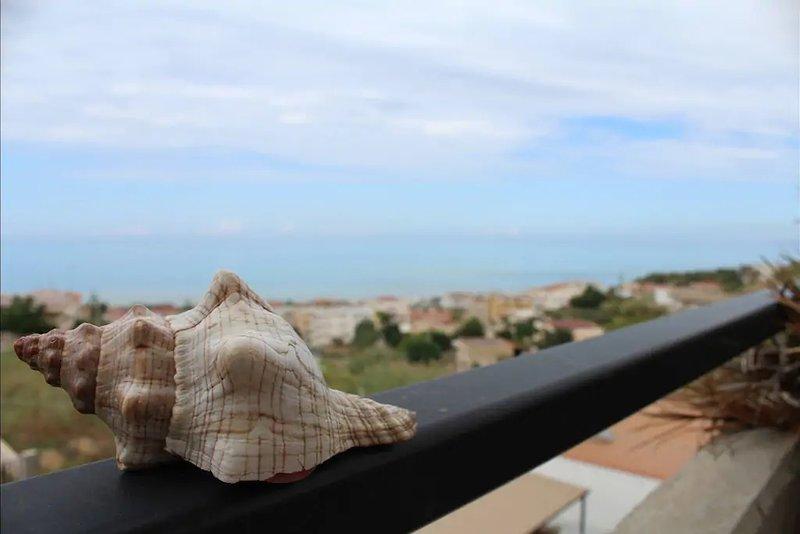 Casa Vacanza La Sirena, vacation rental in Alcamo Marina