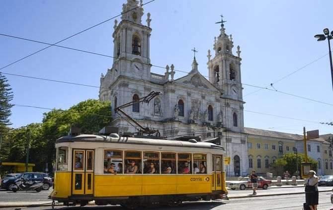Basílica y Tranvía 28