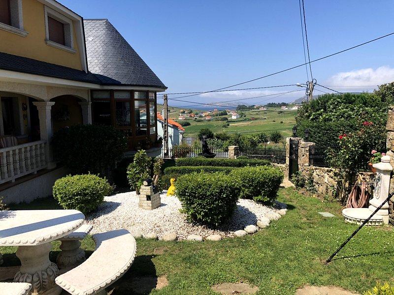 Casa O Capricho , Malpica de bergantiños, A coruña , Galicia , Carballo , Laxe, location de vacances à Ponteceso