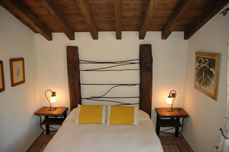 La Quinta del Chocolatero- El Sobrao- (Sierra de Gredos-Barco de Avila), aluguéis de temporada em Hoyorredondo