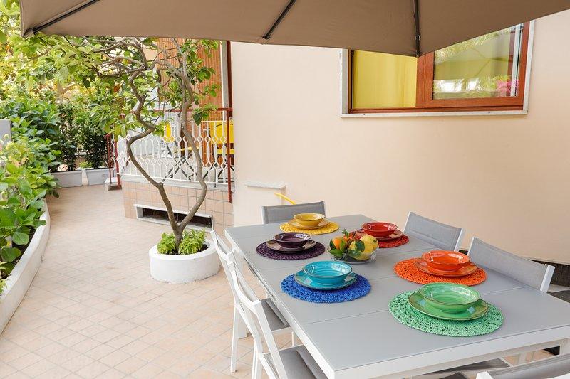 Il Riccio di Sole a 5 minuti da Sorrento, location de vacances à Sant'Agnello