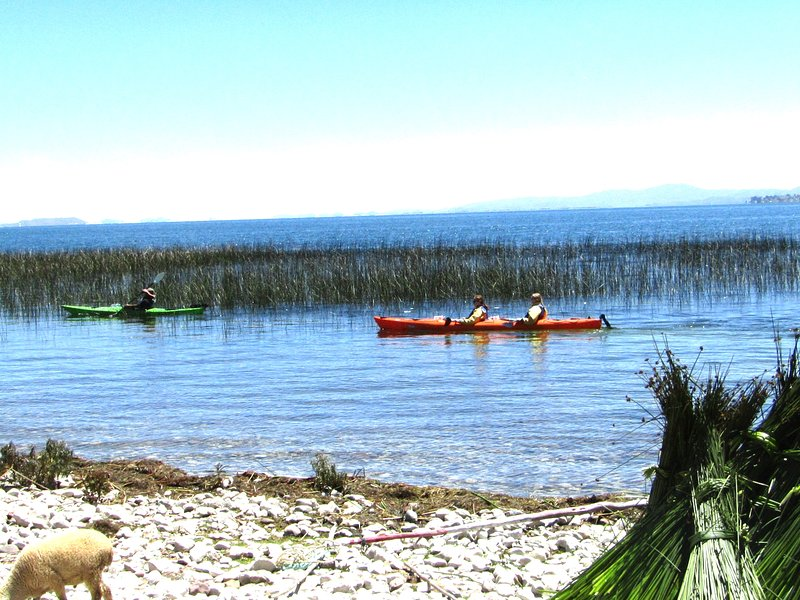kayaking more lodging in Luquina, vacation rental in Isla Amantani