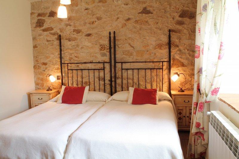 La Quinta del Chocolatero - La Casa de Masar- (Sierra de Gredos-Barco de Avila), location de vacances à Cabezas Altas