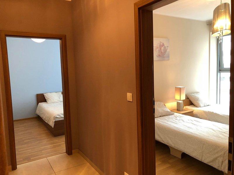 Apartment deluxe, casa vacanza a Piastow