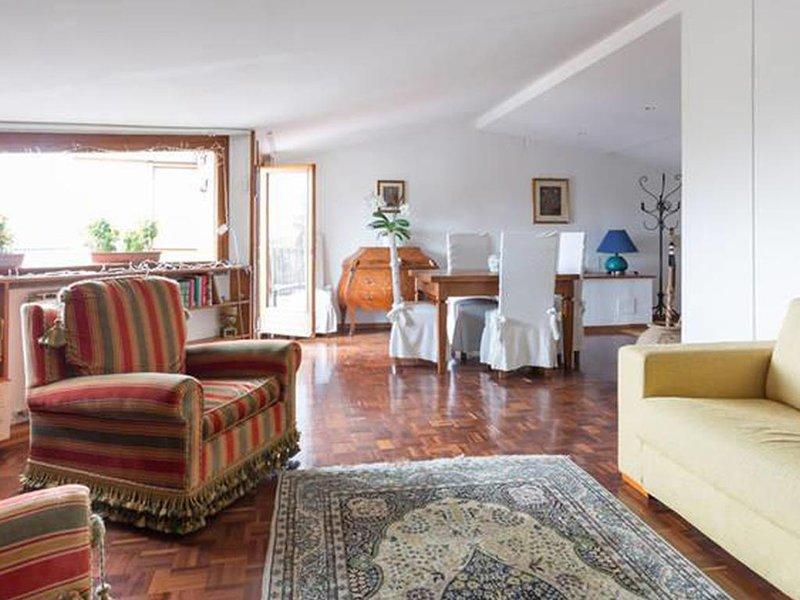 Attico di Anna Maria, holiday rental in San Sisto