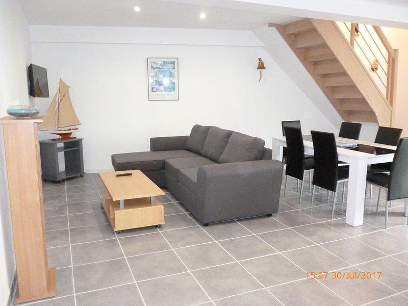 appartement neuf dans une longére, casa vacanza a La Gouesniere