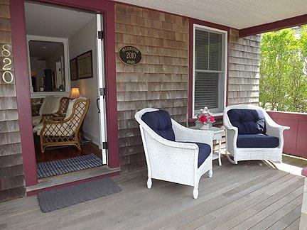 Un'altra vista di Front Porch