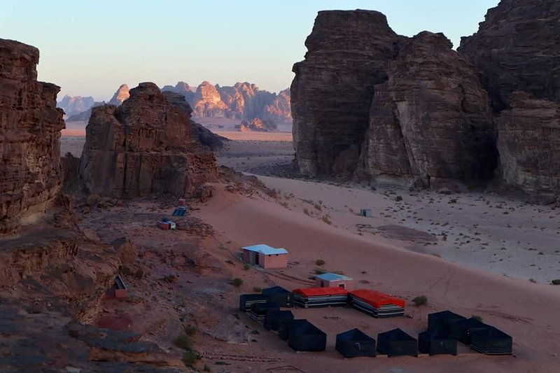Martian camp, holiday rental in Jordan