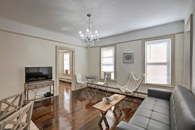 The 'Tribeca Loft' is the perfect vacation rental for your Islip getaway.
