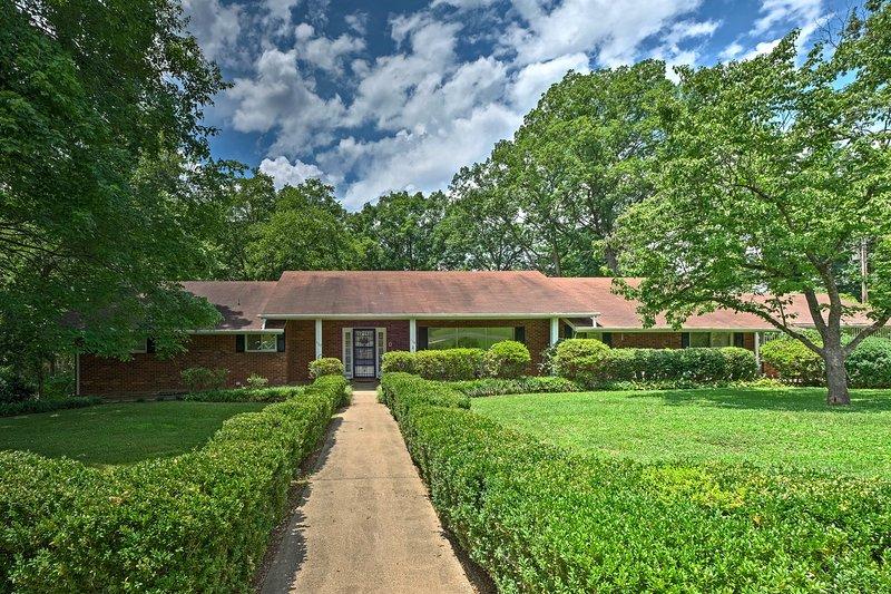 Esplora Sevierville e Pigeon Forge da questa casa per le vacanze!