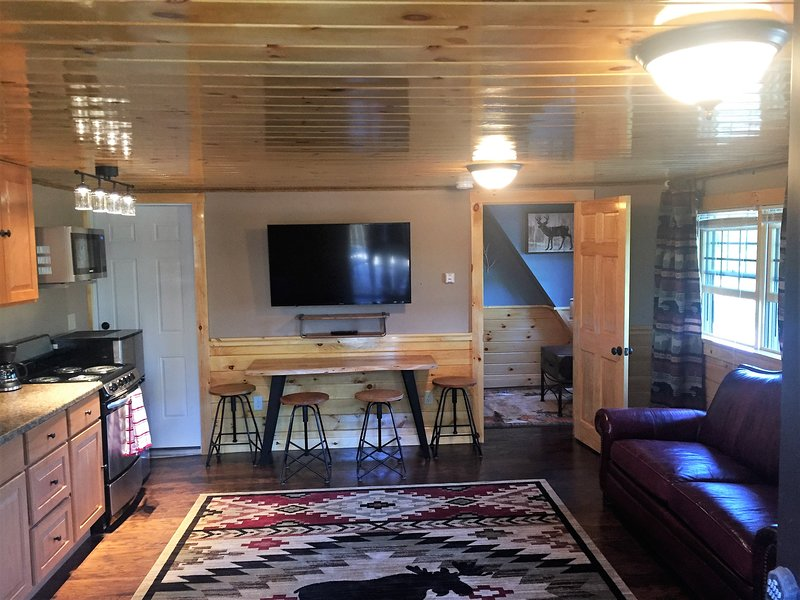 Comfortable Buck Rub Suite #8, holiday rental in Pittsburg