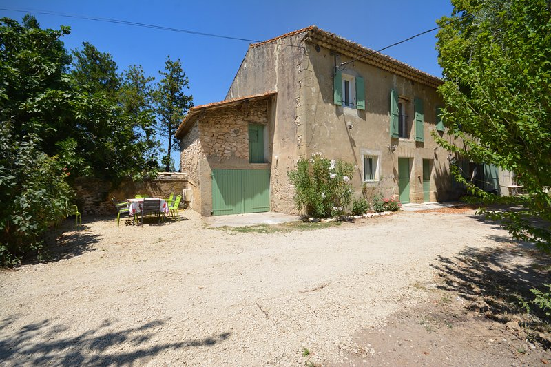Gite rural 'Chez Paulette' - Provence - Luberon, holiday rental in Cavaillon