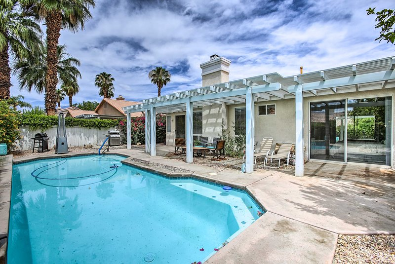 Welcome to this Palm Desert vacation rental home!