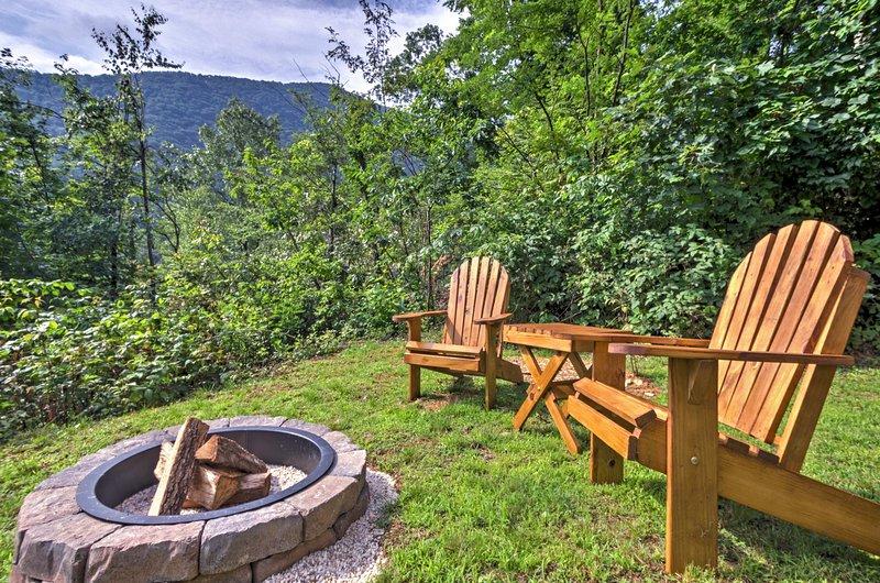 Esplora la valle di Maggie da questa cabina panoramica per le vacanze!