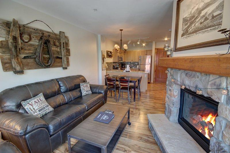 Attractive Dakota Lodge vacation condo!