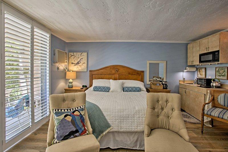 Cette maison luxueuse pour 2 est parfaite pour les couples!