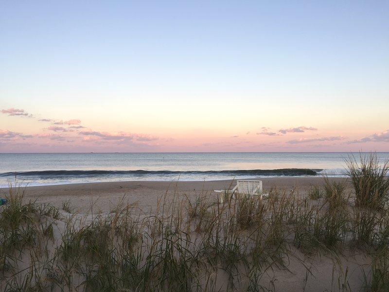 Sunset over Bethany Beach