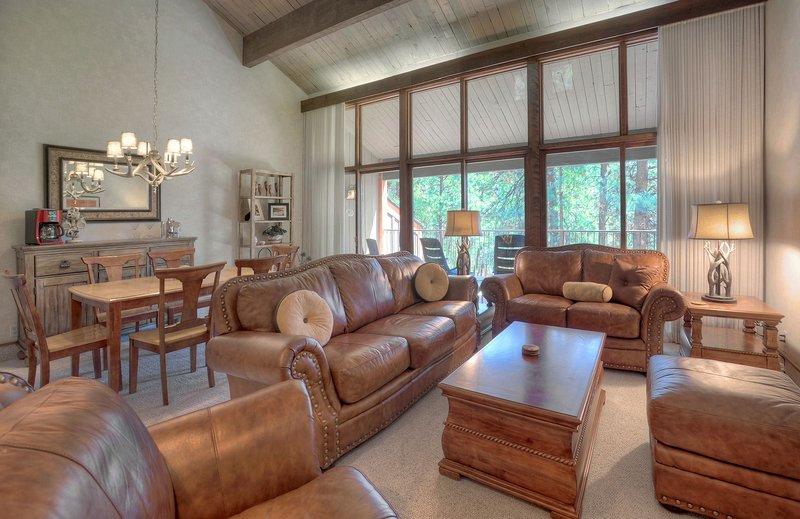 Durango Colorado condominio per le vacanze in affitto a Tamarron Golf vicino Purgatory Ski Resort
