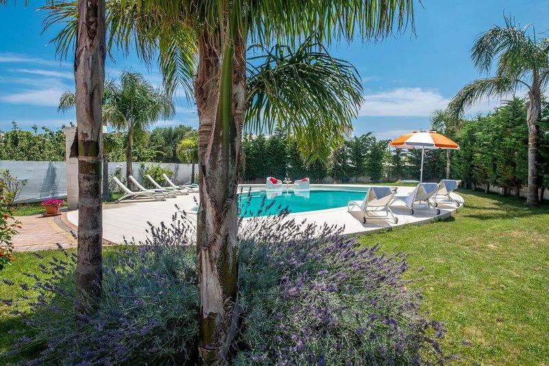 Pantanagianni-Pezze Morelli Villa Sleeps 8 with Pool and Air Con - 5490191, aluguéis de temporada em Carovigno