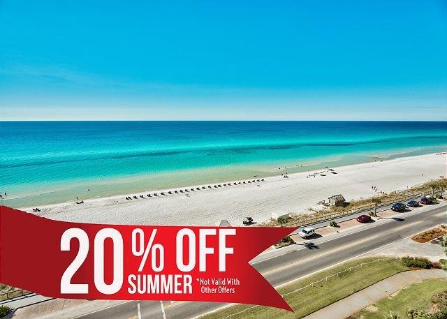 Majestic Sun 912A - Gulf View Condo at Seascape Resort