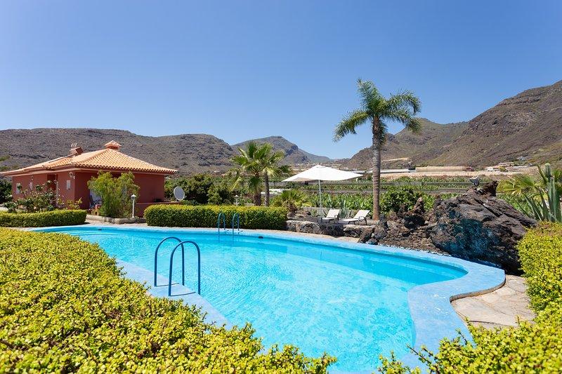 Finca Los Llanitos I, holiday rental in Chio