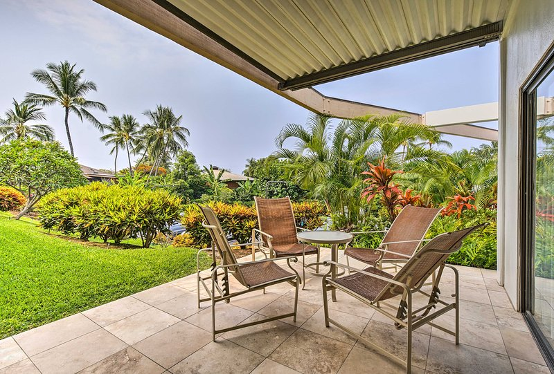 It's always 'island time' at this 2-bed, 2-bath vacation rental condo!