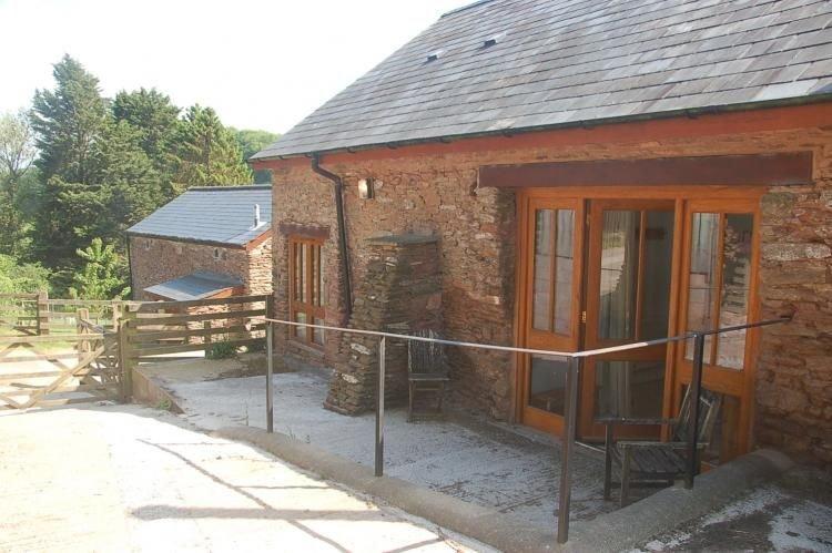 Harthanger View Cottage, Luxborough - Set in an idyllic valley between countrysi, casa vacanza a Bridgetown