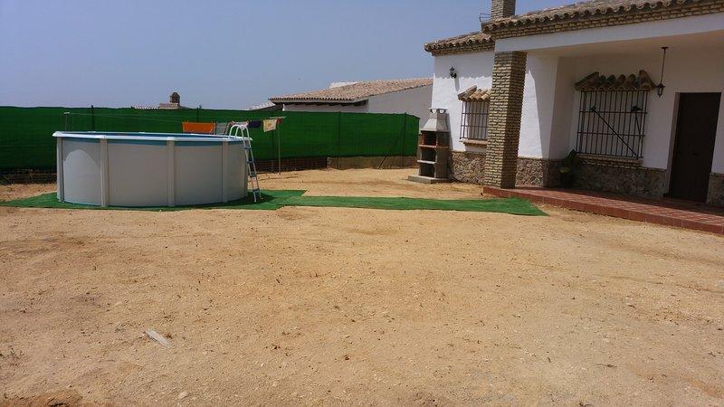 CASA DE CAMPO EN  CONIL, holiday rental in Medina-Sidonia