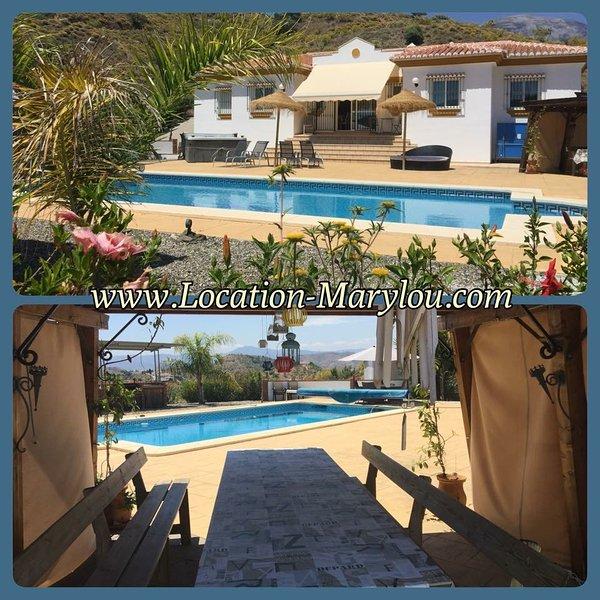 Villa Marylou, himmlischer Ort