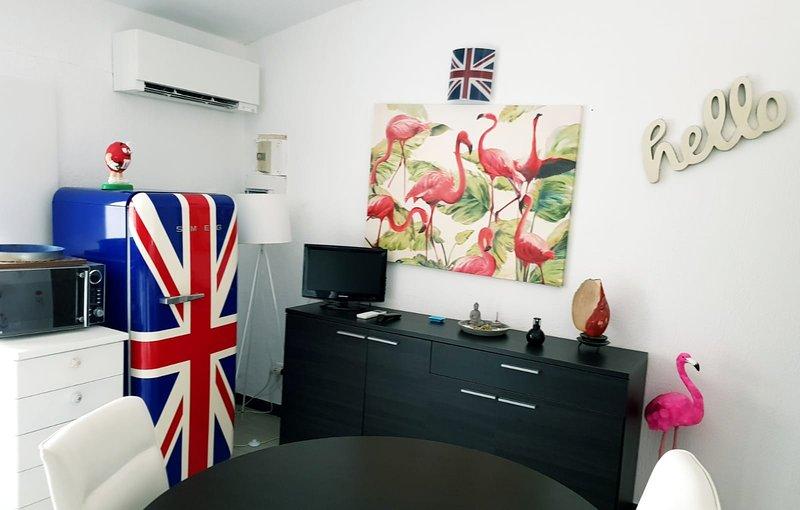 Casa vacanze indipendente, holiday rental in Borgo