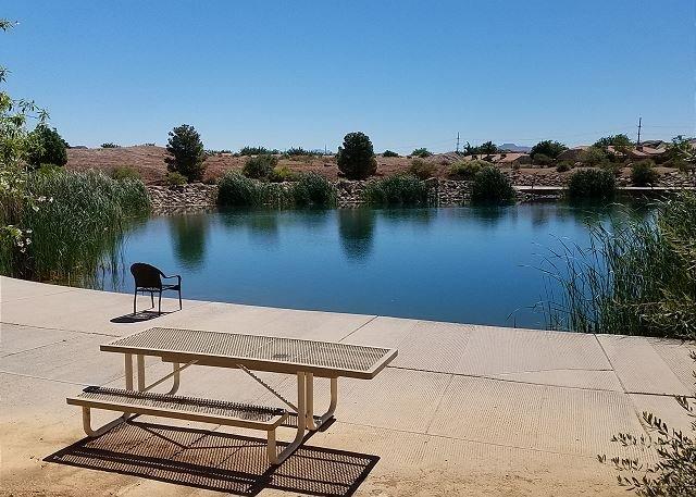 Community Fishing Pond