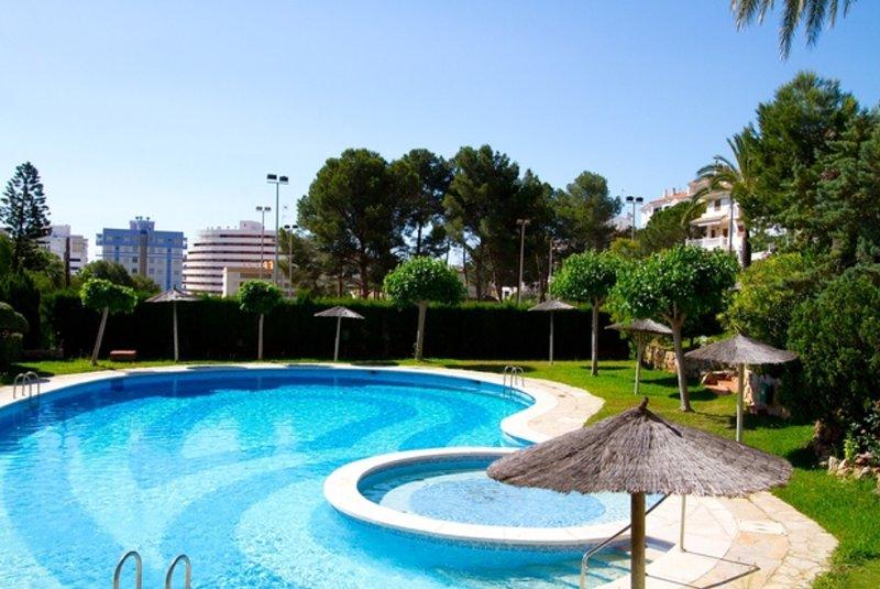 Apartamento en alquiler en la playa de Cullera, casa vacanza a Corbera